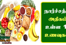 fiber rich foods in tamil